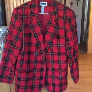 Vintage Sag Harbor Wool Jacket